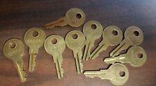 (10) Toolbox Key Code Cut CH510 Truck Tool Box Lock Key all major brands