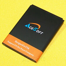 AceS New 2000mAh Battery for ZTE Citrine LTE Z716BL Straight Talk/Tracfone/Net10
