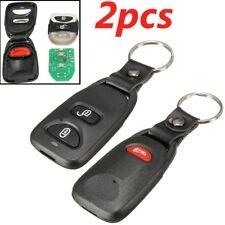 2x Keyless Entry Remote Key Fob 315MHz 2Button+Panic For Hyundai Santa Fe Tucson