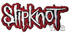 Slipknot heavy metal band music iron on sew on embroidered patches badges # 220