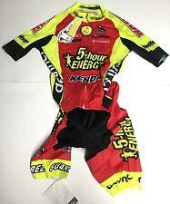 Suarez Cycling Team Speedsuit Skinsuit - New PRO Line - Size XS Team issue