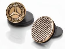 Mercedes Benz Original 300 SL Manschettenknöpfe Bronze Neu OVP