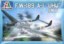 Italeri 1/72 Focke-Wulf Fw 189A-1 Uhu #1239
