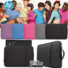 "For Various 10.1"" 11.6"" HP Chromebook EliteBook Laptop Sleeve Pouch Case Bag"