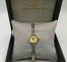9ct Gold Hallmarked Ladies Rotary Quartz Watch.  Goldmine Jewellers.
