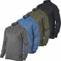Oakley Golf Mens Sweater O-Hydrolix Prime 1/4 Zip Top Stretch Golf Pullover