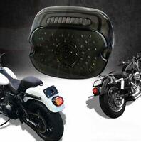 LED Brake Tail Turn Single Light For Sportster Softail Dyna Electra Street Glide