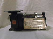 VINTAGE LARGE-TRINER AIR MAIL ACCURACY POSTAL SCALE FINE CONDITION, ORIGINAL
