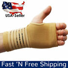 Beige Kasp Exercise Gloves with Wrist Support Wraps for Workouts 2 Pack