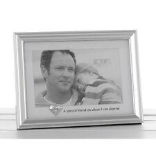item no 71004,rrp £19.99 photo frame,,silver,shudehill