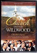 DVD Bill & Gloria Gaither. Church in the Wildwood Homecoming.American Gospel.CCM