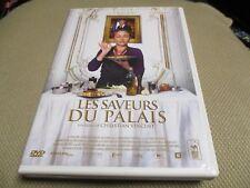 "DVD ""LES SAVEURS DU PALAIS"" Catherine FROT, Jean D'ORMESSON, Hippolyte GIRARDOT"