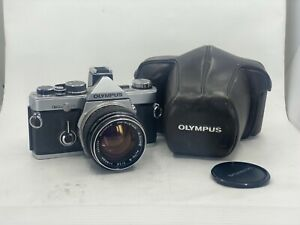 【Excellent+5】 Olympus OM-2N OM-system G.Zuiko Auto-s 1.4 50mm from USA