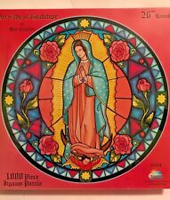Sunsout Our Lady of Guadalupe 1000 Piece Jigsaw Puzzle