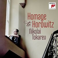 NIKOLAI TOKAREV - HOMMAGE TO HOROWITZ  CD NEW+