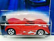 Hot Wheels 2007 All Stars Series FERRARI 333 SP (Red) #139