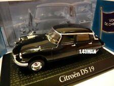 PR2M voiture1/43 norev présidentielle : CITROËN DS 19 DEGAULLE 1962