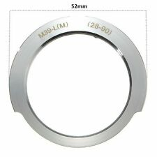 M39 LTM LSM Leica Screw Mount to Leica M Mount Lens Mount Adapter 28-90mm