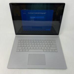 "Microsoft Surface Book 3 15"" 1.3GHz i7 32GB 512GB SSD - GTX 1660 Ti + Dock!"