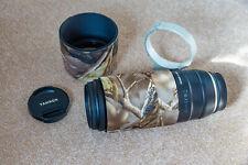 TAMRON 100-400 mm F/4.5-6.3 Di VC USD Lens for Canon - Black, A035E