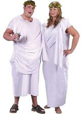 Toga Toga Plus Size Unisex Costume Greek Roman