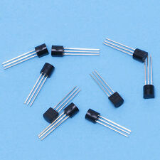 170pcs Bipolar Triode Transistor TO-92 NPN PNP Assortment Kit 17value