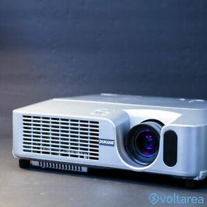 Hitachi ED-X20 HD Ready (3000 ANSI Lumens, XGA) 3D Tri-LCD, VGA>HDMI Projector🎥