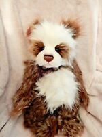 Charlie Bear Panda Big DC Isabelle Lee 2010 Secret Collection Brand New