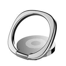 SUPPORTO UNIVERSALE CON ANELLO PER CELLULARE smartphone 360° ROTAZIONE MAGNETICO