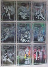 Harry Potter - Goblet of Fire UPDATE - Foil Cards 1-9