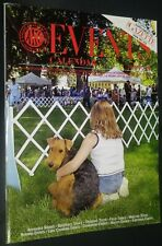 AKC Events Calendar Magazine Lakeland Terrier Cover Oct 2004