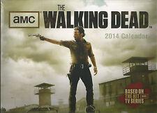The Walking Dead - 2014 calendar (sealed)