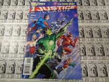 Justice League (2011) DC - #1, 3rd Print Variant CVR, Johns/Lee, NM- (New 52)