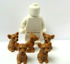 Lego 5 Puppy Chihuahua Dog    Minifigure Not Included Animal Pet Trendsetter
