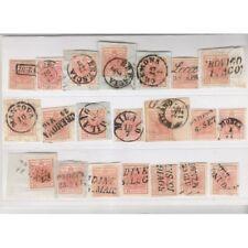 LOMBARDO VENECIA 1850 - 62 SELLOS USADOS 1 ELECCIÓN VER FOTOS MF59479