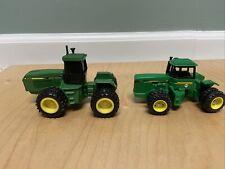 8850 & 8560 John Deere 4Wd Tractors Diecast Ertl 1/64
