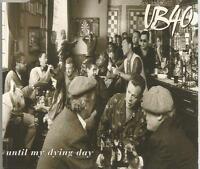 UB40 - Until My Dying Day 1995 CD single