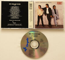 Huey Lewis & The News - Fore !(1986) Jacob's Ladder,Power of Love,Stuck with You