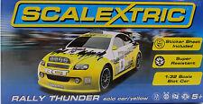 "Scalextric ""Stone Aviontics"" Rally Thunder Uk Club Car 1/32 Scale Slot Car C3531"