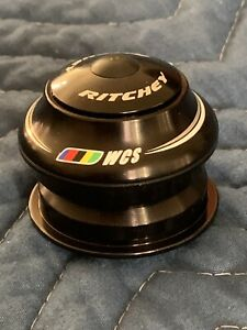 "Ritchey Logic WCS 1-1/8"" Threadless Drop-In Headset Black Rare! - New - NOS"