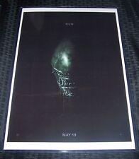 Alien Covenant 11X17 Movie Teaser Poster Run
