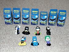 2009 Hot Toys DC Comics Batman Mini Cosbaby Lot of 7 Figures with Blind Boxes