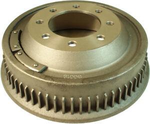 Brake Drum-Performance Plus Rear Tru Star 391580