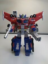 Transformers Siege War for Cybertron leader class Galaxy Optimus Prime!!