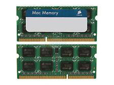 Corsair Mac Memory 8GB (2 x 8GB) PC3-10600 (DDR3-1333) Memory (CMSA8GX3M2A1333C9)