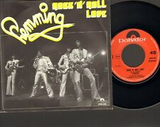 "LEMMING Rock n Roll Love SINGLE 7"" Gypsy Eyes 1976 Dutch GLAMROCK NEDERPOP"