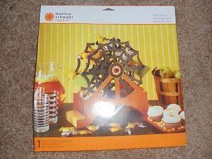 Martha Stewart Halloween Ferris Wheel Spinning Candy Centerpiece Kit NEW