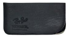 RAY BAN BAUSCH & LOMB B&L WAYFARER SOFT CASE HOLDER BLACK GLASSES BOX BLACK BL