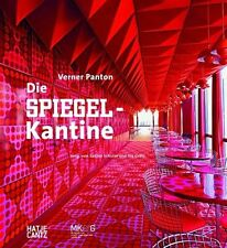 Verner Panton Die Spiegel-Kantine von Finn Warncke, Ina Grätz, Mathias Schreiber, Claudia Banz und Heinz Egleder (2012, Gebundene Ausgabe)