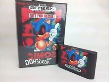 Sonic Nightmare (Sonic.exe) for Sega Genesis! Cart and Box